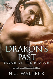 REVIEW: Drakon's Past by NJ Walters