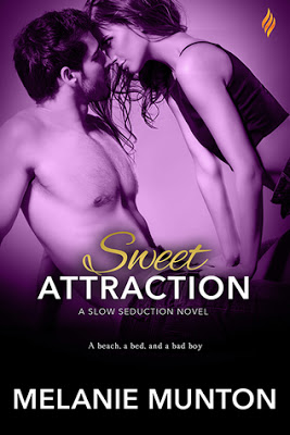 RELEASE DAY & REVIEW: Sweet Attraction by Melanie Munton