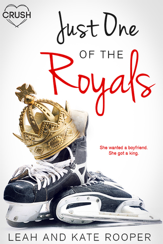 ARC Review: Just One of the Royals