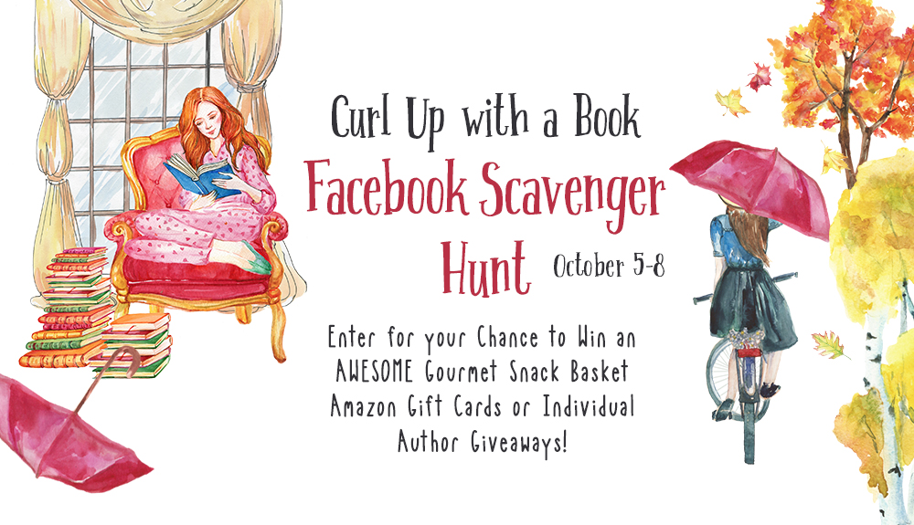 Curl Up With a Book Scavenger Hunt & Giveaway