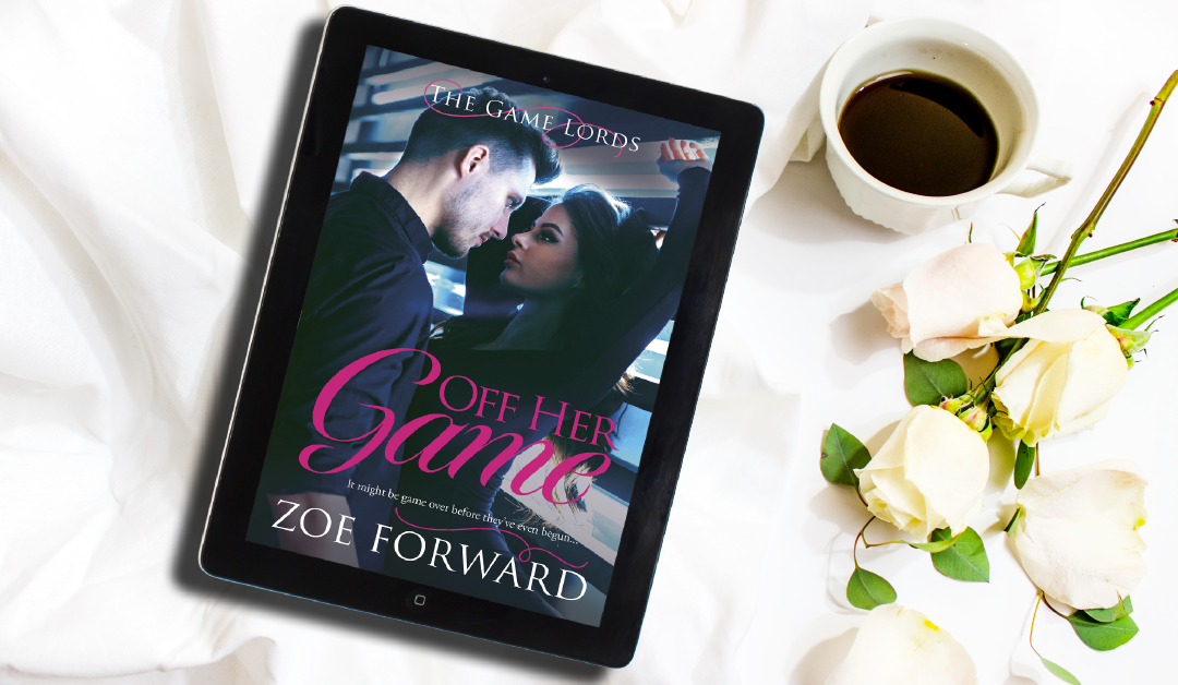 Off Her Game Release day & $25 Amazon GC Giveaway!