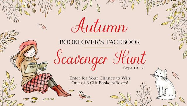 Booklovers Scavenger Hunt