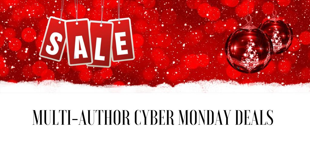 Multi-author Cyber Monday Super Sale!