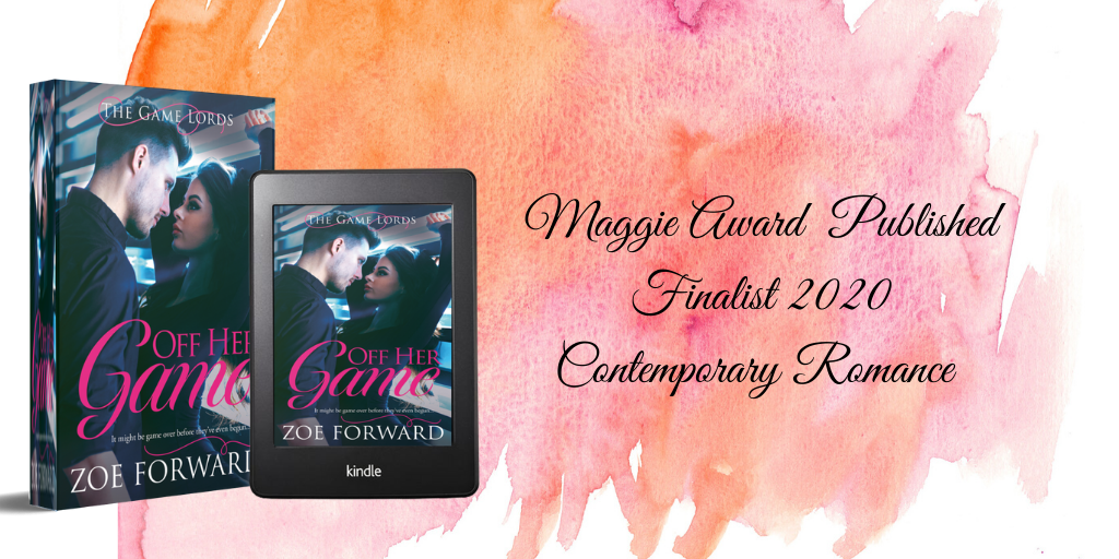 Maggie Award Finalist!