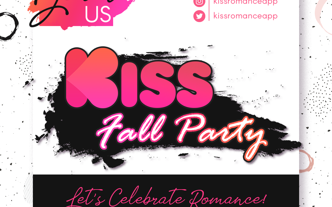 KISS App Party Giveaway