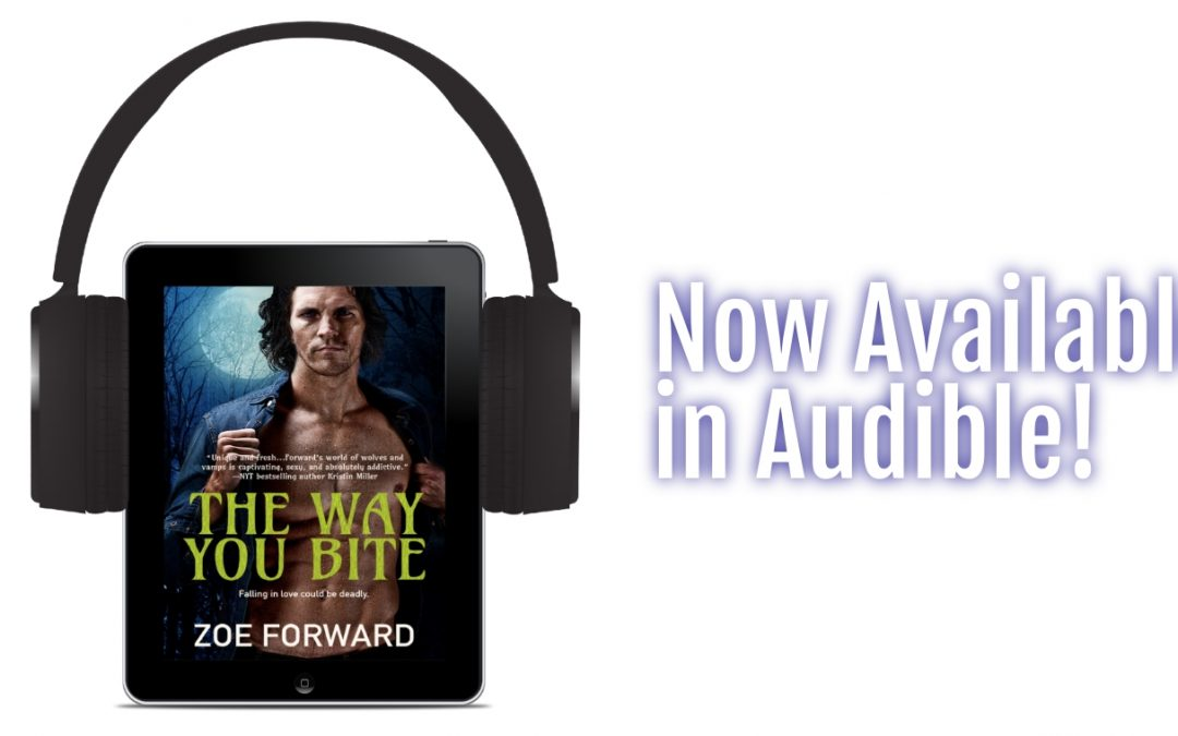 Now in Audible!