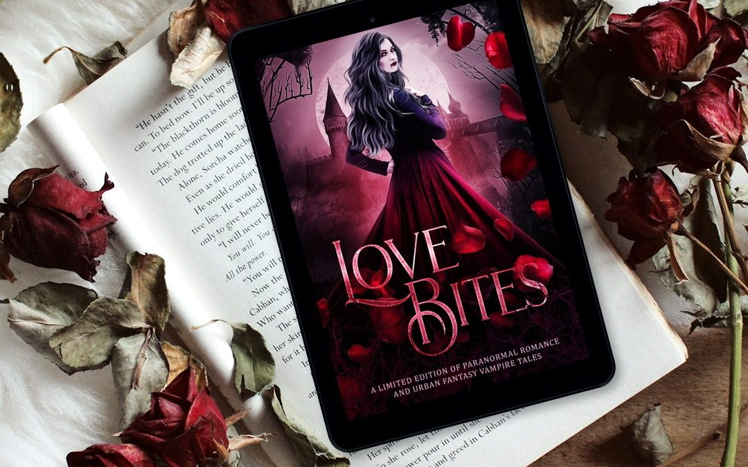 Preorder: Love Bites Vampire Anthology