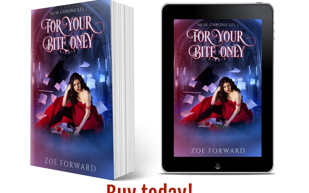 Anyone for an enemies to lovers vampire romance? Preorder time!!